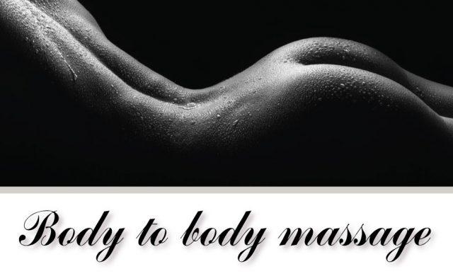 Erotische massage b2b